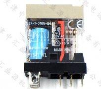 G2R-1-SNDI(S) DC24 欧姆龙微型功率继电器插入式端子