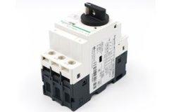 施耐德电动机热磁断路器GV2PM