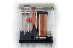 欧姆龙G2R-□-S系列微型功率继电器插座端子型